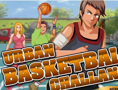 משחקים לילדים כדורסל שכונה