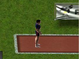 משחק אולימפיאדה קפיצה לרוחק