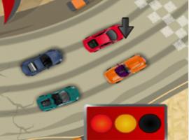 משחק מכוניות מרוץ הפרארי
