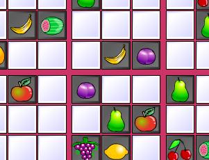 משחק סודוקו פירות