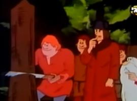 המהפכה הצרפתית, פרק 22 בסדרה המצחיקה היה היה