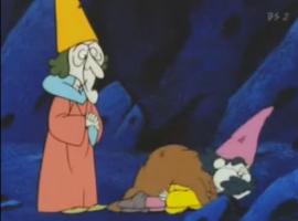 הקוסם מארץ עוץ פרק 43