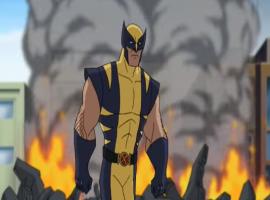 עמדות קרב, פרק 13 בסדרת הילדים האהובה וולברין והאקס מן