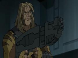 שדות הציד, פרק 15, וולברין והאקס מן