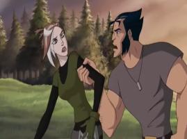 וולברין והאקס מן- עולה על גדותיו,עונה 1, פרק 4